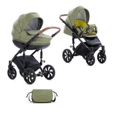 Детская универсальная коляска 2 в 1 Tutis Mimi Style