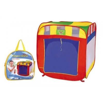 Игровой домик палатка Квадрат 8024