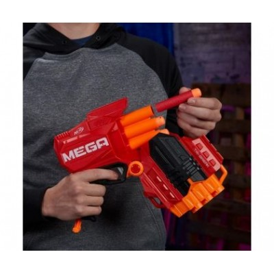 Бластер NERF Mega Tri-Break E0103 Hasbro