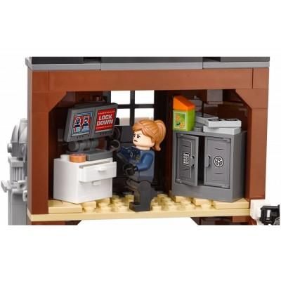 Lepin 07055 Лечебница АРКХЭМ (аналог Lego 70912)