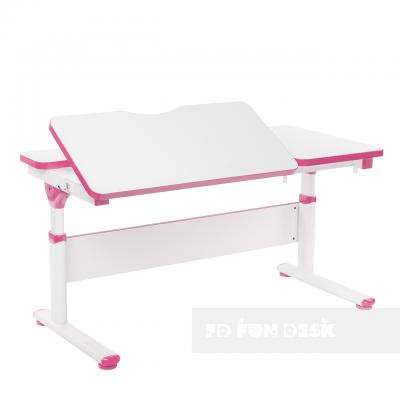 Регулируемая парта FunDesk Creare Pink