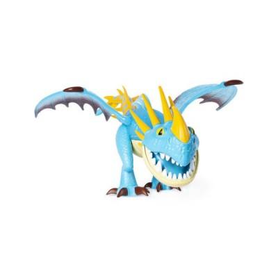 Большой дракон Громгильда 27 см (свет, звук)