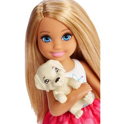 Волшебная кроватка Челси Barbie Dreamtopia DWP59