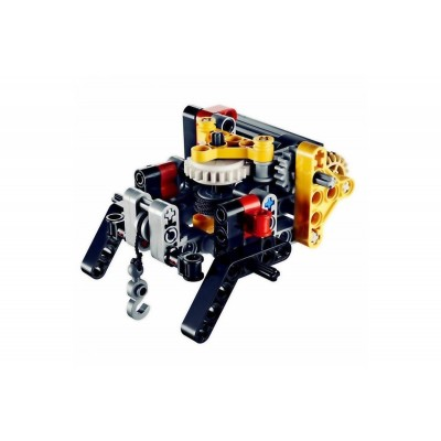 Lepin 20011 Монстр-трак 4х4 внедорожник-эксклюзив (аналог Лего 41999)
