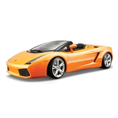 Машина Lamborghini Gallardo Gold Bburago 1 к 18