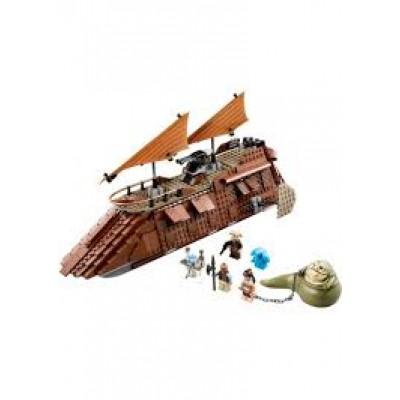 Lepin 05090 Пустынный корабль Джаббы (аналог Лего 75020)