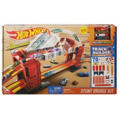 Трек Hot Wheels Разводной мост DWW97 конструктор трасс
