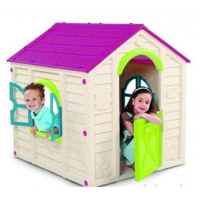 Детский домик из пластика Ранчо
