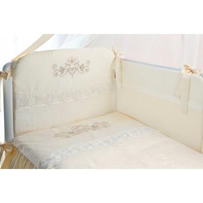 Детское постельное белье «Версаль» из 7 предметов
