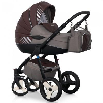 Детская универсальная коляска 2 в 1 RIKO NIKI