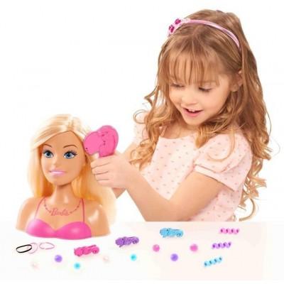 Голова куклы Barbie для создания причесок 62535