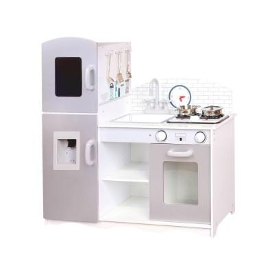 Детская деревянная кухня ECO TOYS PLK529