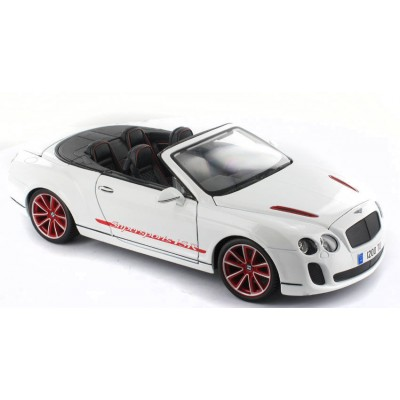Машина Bentley Continental Diamond Bburago 1 к 18