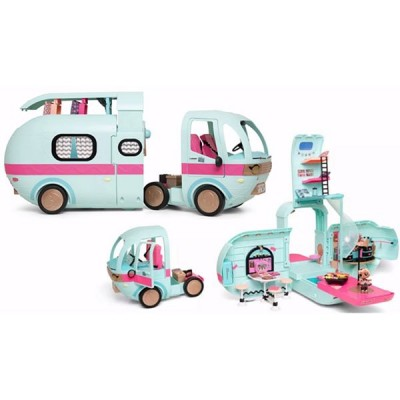 Автобус для кукол ЛОЛ LOL Surprise Glamper