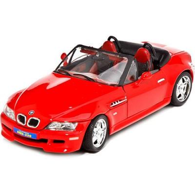 Сборная машинка BMW-M roadster 1996 Bburago 1 к 18