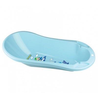 Ванночка детская Пластишка со сливом (Аппликация)