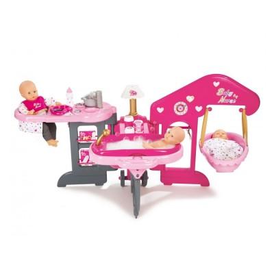 Игровой набор по уходу за куклой Baby Nurse Smoby 220318