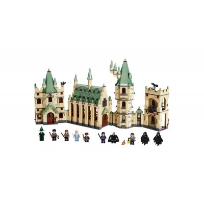 Lepin 16030 Замок Хогвартс (аналог Lego 4842)