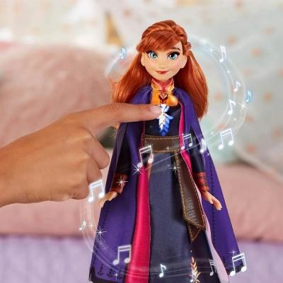 Кукла Холодное сердце 2 Анна поющая