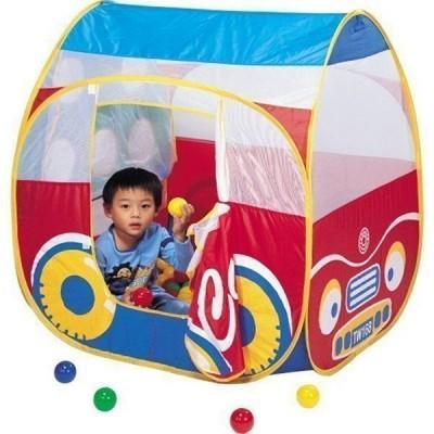 Игровой домик-палатка Calida арт.654 Автомобиль + 100 шариков