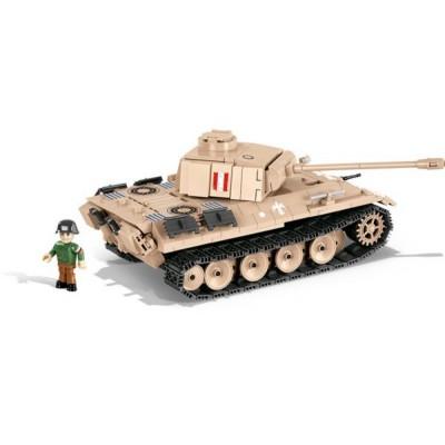 Конструктор Коби танк Пантера I World of Tanks