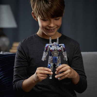 Робот-трансформер Turbo Changer Оптимус прайм Hasbro C0886/C1317