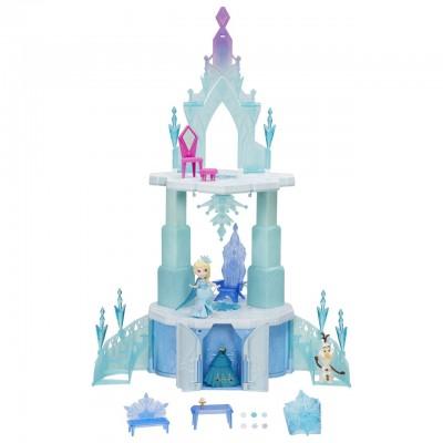 """Игровой набор """"Холодное сердце"""" - Волшебный замок Эльзы (свет, звук)"""