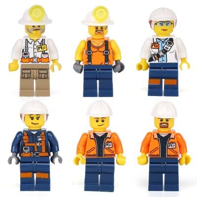 Lepin 02102 Шахта (аналог Lego 60188)
