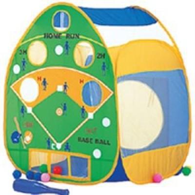 Детский домик-палатка Calida 661 + 100 шаров + бейсбол