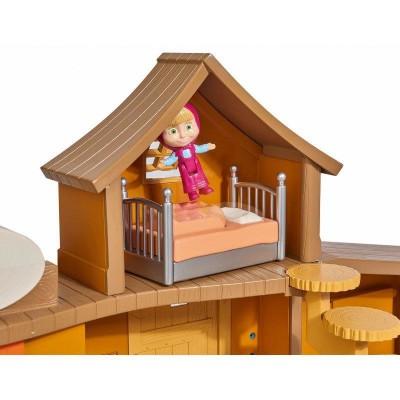 Двухэтажный дом Мишки со звуком