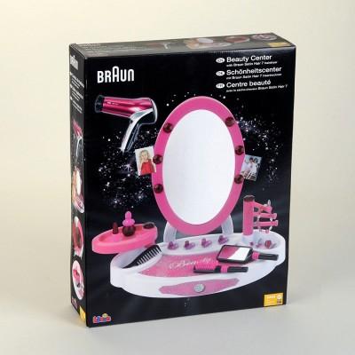 Туалетный столик для девочек с феном и аксессуарами
