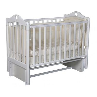 Детская кроватка Кедр Grace 2 с универсальным маятником