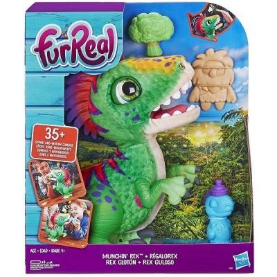 Интерактивный динозавр FurReal Friends Малыш Дино