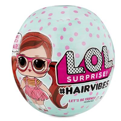 Кукла Лол с волосами 7 серия - Lol Hairvibe