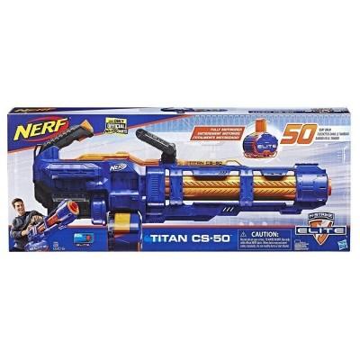 Бластер Nerf Elite Titan CS-50 E2865