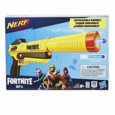 Бластер Nerf Фортнайт Спрингер SP-L E6717 Fortnite