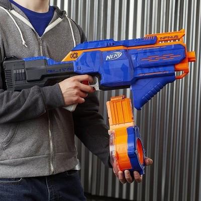 Бластер Nerf Elite INFINUS E0438 Элит Инфинус