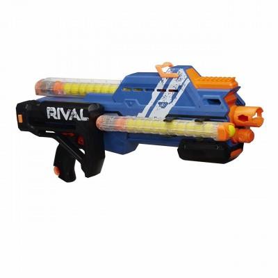 Бластер Nerf Райвал Гипноз синий XIX-1200 Hypnos E2901
