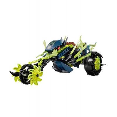 Lepin 06012 Засада на мотоцикле (аналог Лего 75154)