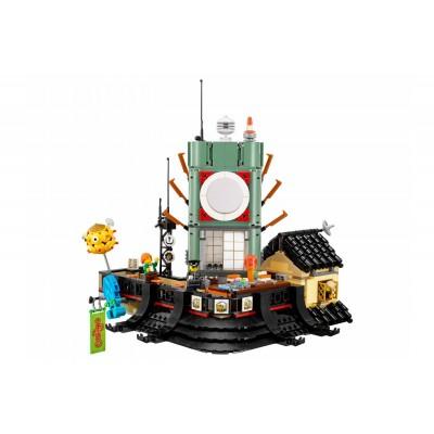 Lepin 06066 Ниндзяго Сити (аналог Лего 70620)