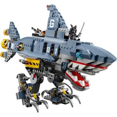 Lepin 06067 Акула Гармадона: Нападение на Ниндзяго Сити (аналог Лего 70656)