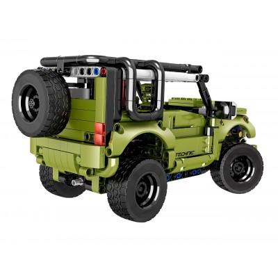 Конструктор ZHE GAO Land Rover Defender